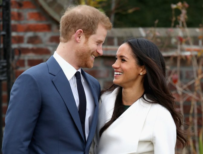 Countdown to Prince Harry & Meghan Markle's Wedding Day